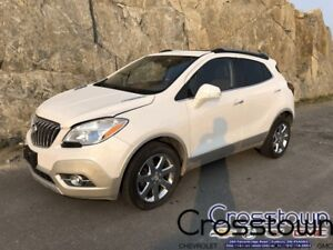 2014 Buick Encore Leather/ Remote Start/ Sunroof/ Heated Seats