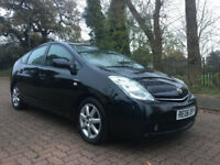 2006 TOYOTA PRIUS T-SPIRIT 1.5 VVTi HYBRID/PETROL WITH LEATHER INTERIOR