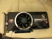 Sapphire ATI Radeon HD 4870 Graphics Card