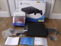 AS NEW PLAYSTATION 4