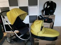 Mamas & Papas Zoom Complete Travel System