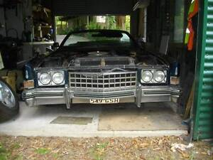 1973 Cadillac Other Convertible Currumbin Valley Gold Coast South Preview