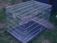 Savic large dog cage