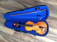 1/2 size Stentor student violin