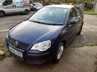 2005 VOLKSWAGEN POLO 84k, engine just serviced.