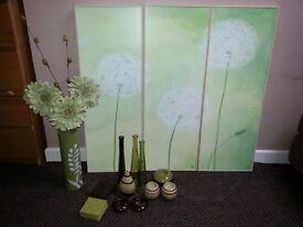 Living room ,home decor equipment