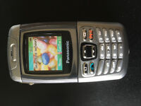 Panasonic X300 Rare Collectable Unique (Unlocked) Mobile Phone