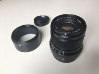 Fujifilm XF-50mm f2.0 R WR (Black) / Fuji camera lens