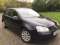 Spares/repairs 2004 Volkswagen Golf 1.6 FSI 5dr Long mot 6 Speed gearbox