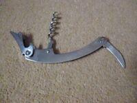 3x Multifunctional Stainless Steel Metal Corkscrew