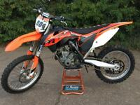 KTM SXF 350 2014 - Recent Full Engine Rebuild