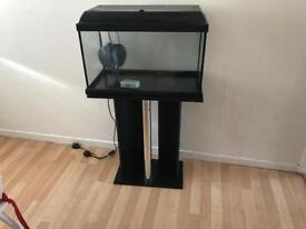 2ft tank and stand