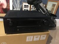 Denon AVR-1910 - AV Surround receiver with QED - hardly used, used for sale  Chiswick, London