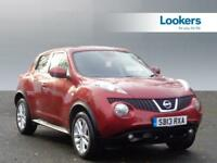 Nissan Juke TEKNA DCI (red) 2013-06-28
