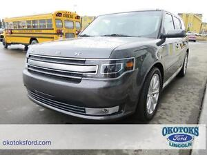 2016 Ford Flex Limited 3.5l TI-VCT v6, loaded, all wheel drive