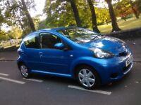 Toyota Aygo vvti 10 5 Door 2010(12 Months Mot