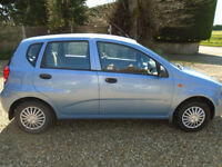 Nice tidy cheap 1.2 fivedoor carwith LONG MOT