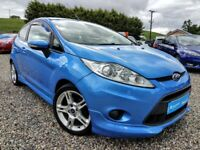 2012 Ford Fiesta Zetec S 1.6TDCi 3dr in the BEST Colour! £4,750