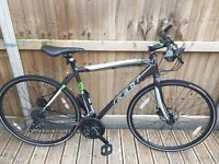 Felt QX75 hybrid fast commuter mens bike