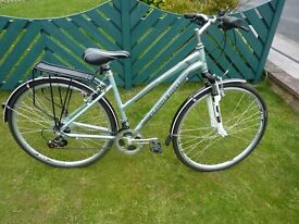 As New Ladies Claud Butler 18 Speed Cycle