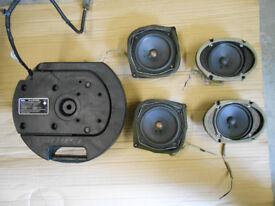 Bose Car Soundsystem