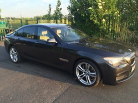 Bmw 730d m sport 2011 for sale
