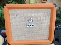 35 Watt Orange Crush Guitar Amp