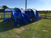 Vango Icarus Classic 500 Tent With Porch