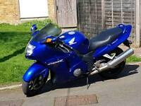 Honda blackbird 1100xx