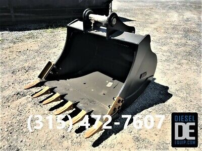 48 Excavator Bucket - 160cl Fits Cat 315316 Komatsu Pc160170 And Others