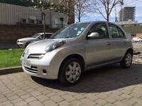 Nissan micra 2007 automatic