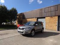 Skoda Yeti Outdoor Elegance TDi Cr Dsg 5dr Semi-Automatic Diesel 0% FINANCE AVAILABLE