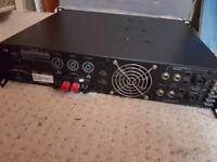 Peavy pv 2600 watt amp