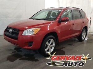 Toyota RAV4 Touring AWD Toit Ouvrant MAGS 2011