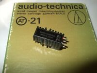 AUDIO TECHNICA AT21 CARTRIDGE