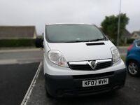Vauxhall Vivaro 2.0 CDTi 2700 SWB Panel Van With added extras