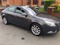 2013 Vauxhall insignia 2.0l cdti elite