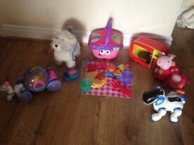 Bundle of toddler toys