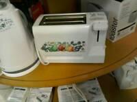 Toaster #33366 £4