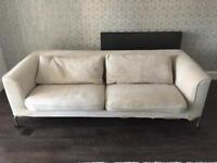 Free 3/4 seater sofa (2of2)