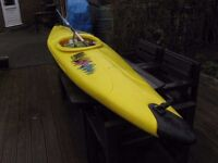 MI 380 CANOE/KAYAK FOR SALE plus accessories