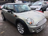 MINI Hatch 1.6 Cooper D 3dr£4,750 p/x welcome 1 YEAR FREE WARRANTY. NEW MOT