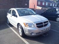 Dodge Caliber DIESEL Silver 2007 full year MOT