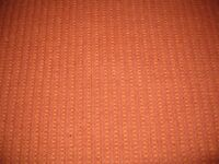 """BRAND NEW - NEXT Rug woven style in Rust 120cm x 170cm (4' x 5' 6"""") 68% Wool/32% Cotton"""