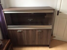 4ft Vivarium with Stand, Equipment and Accessories