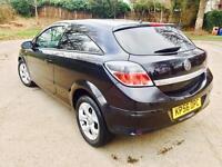 Vauxhall astra 1.6 diesel sport low mileage 12 month mot £1795