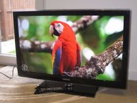 "Samsung LE40B554M2W 40"" Full HD 1080p LCD TV / Build in Freeview/ 4x HDMI/ USB"