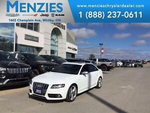 2012 Audi S4 3.0 AWD Premium, Bluetooth, Clean Carproof