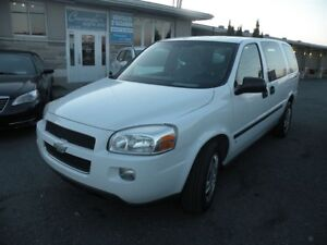 2009 Chevrolet Uplander Cargo Extended POUR TRAVAIL