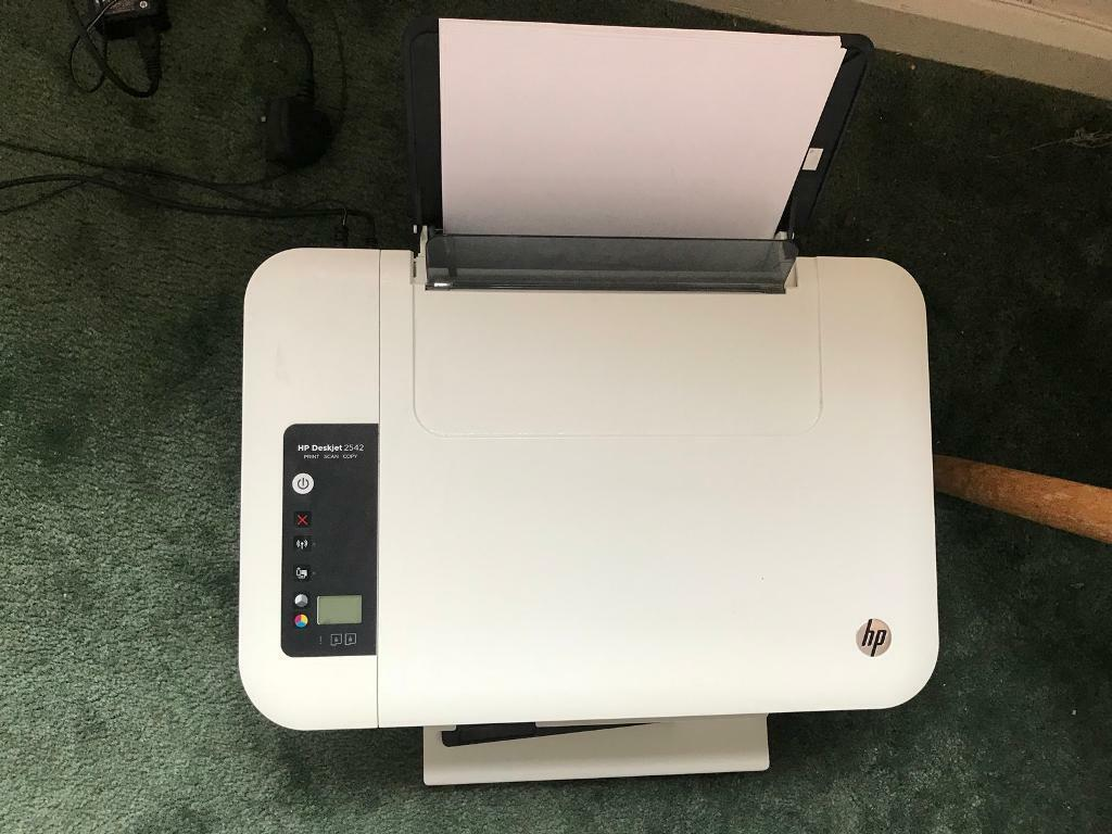 HP Deskjet 2542 Printer Scanner | in Southampton, Hampshire | Gumtree
